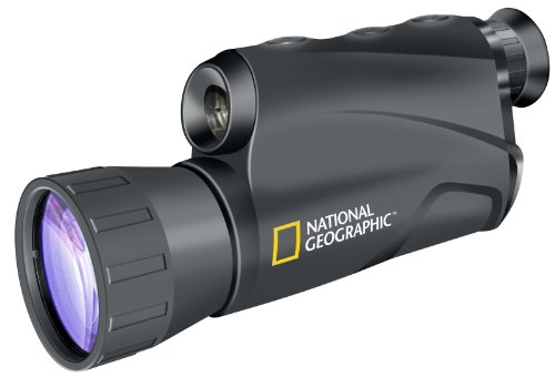 National Geographic 5x50 Monocular Digital de Visión Nocturna