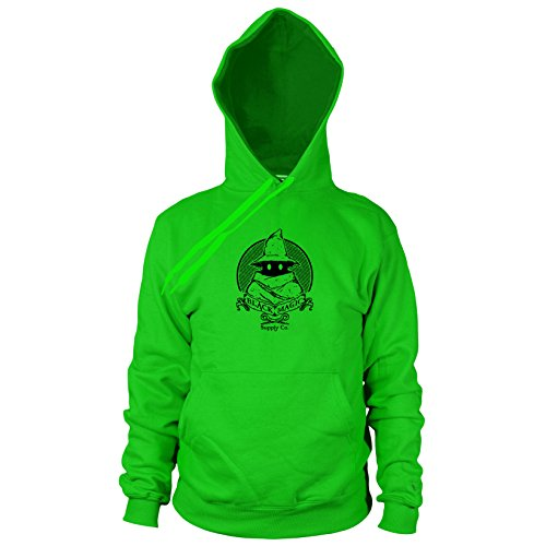 MotU: Black Magic Supply - Herren Hooded Sweater, Größe: M, Farbe: grün