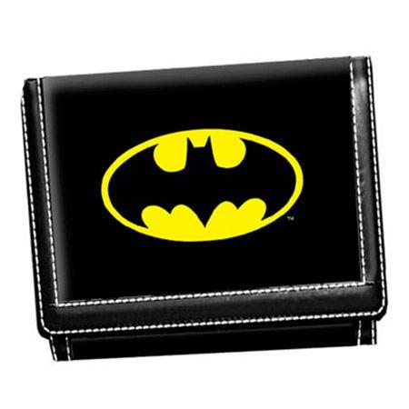 Billetero Batman DC Comics Batsignal velcro