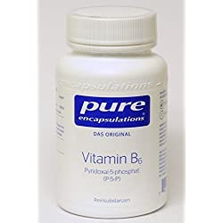Pure Encapsulations Vitamin B6 P-5-p Kapseln 180 stk