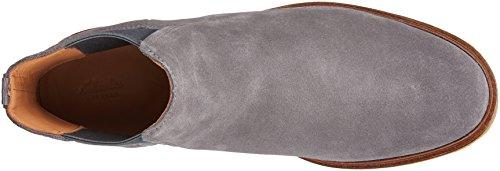 Clarks Herren Clarkdale Gobi Klassische Stiefel Grau (Grey Suede)