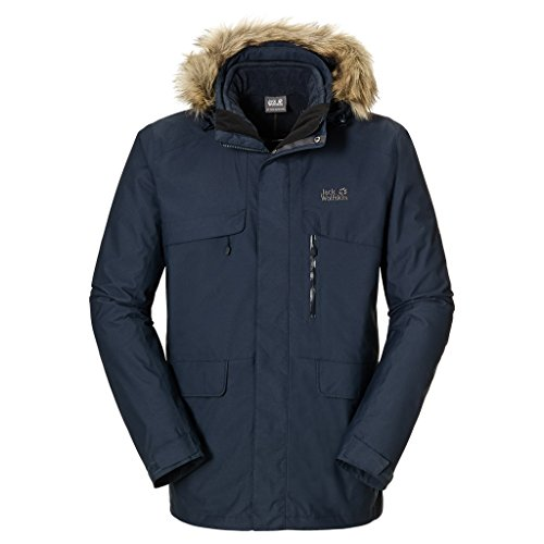 Jack Wolfskin YAKIMA PARKA MEN night blue