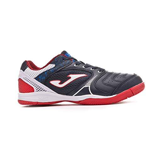 Joma Scarpe Bimbo Calcetto Dribling JR Indoor 903 Navy
