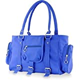 Blue Fusion Women's Handbag