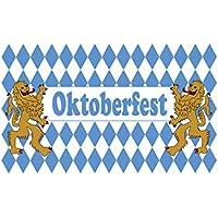 TrendClub100 Banderas Oktoberfest - 150x90 cm / 90x150cm