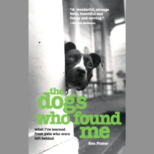 The Dogs Who Found Me  Audiolibri