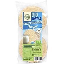 Sol Natural Tortas de Arroz Bañadas, con Yogur Natural, sin Gluten - Paquete de