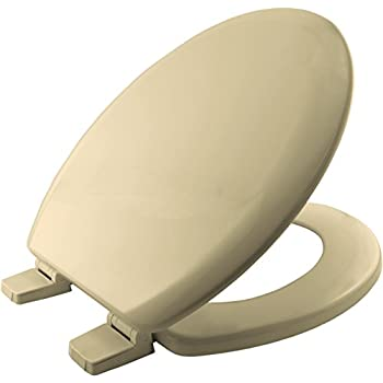 Bemis Chicago STAY TIGHT Toilet Seat - Champagne: Amazon.co.uk ...