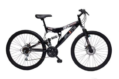Flite Phaser Mens' Mountain Bike Black, 18