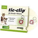 Anibio Tic Clip für Hunde und Katzen