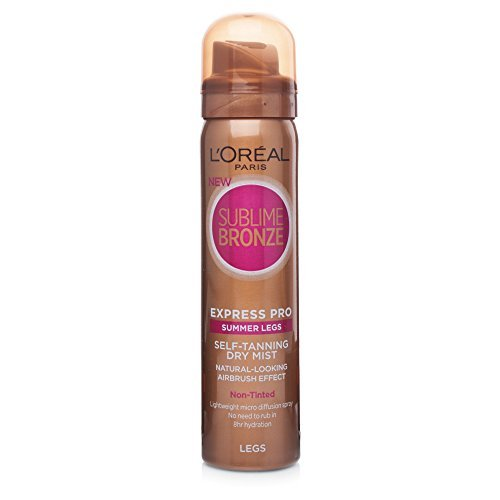 Sublime Bronze Express Pro Summer Legs - Non Tinted 75ml