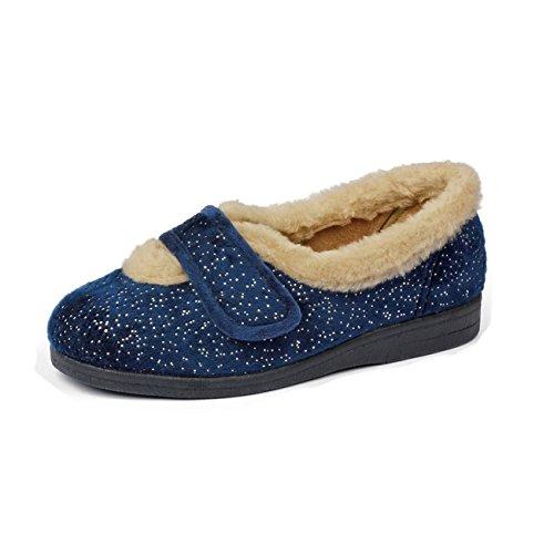 Sandpiper Sandpiper Donna Pantofole Marina Frizzante Pantofole Marina Donna Sandpiper Frizzante pn41O4