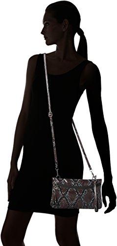 Tamaris SMITA Clutch Bag, Pochette Donna Multicolore (vino comb 631)