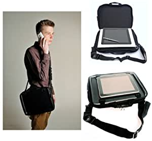 Trabasack Mini - Tablet Bag and Lapdesk - Case for iPad Android Netbook Laptop
