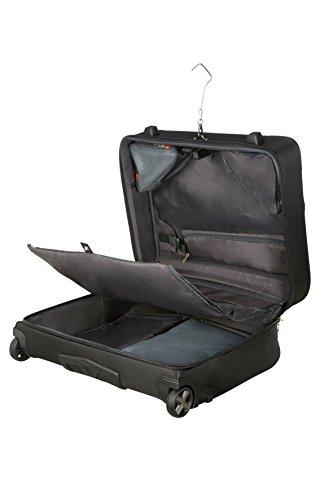 Samsonite X'blade 3.0 Garment Portatraje de Viaje con Ruedas, 69.5 Litros, Color Negro