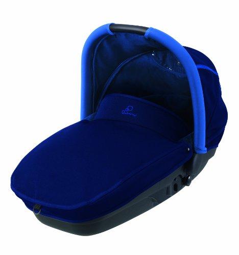 Preisvergleich Produktbild Quinny 77405610–Babywanne Sicherheit Auto für Buzz Reliance, Farbe: blau