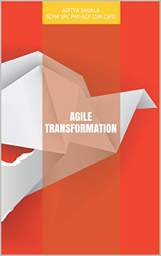 Agile Transformation in Software Enterprises (English Edition ...