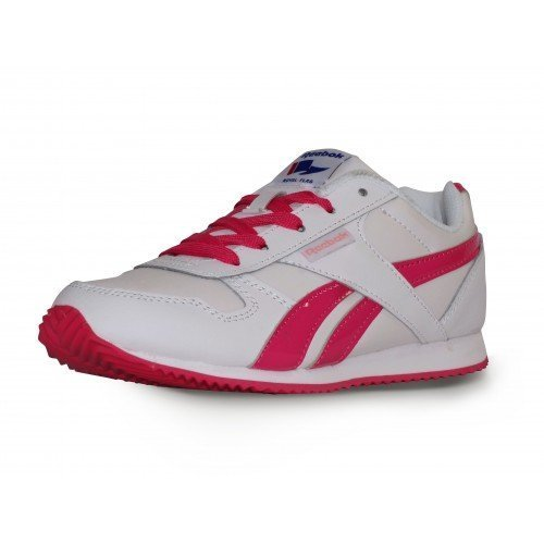 Reebok - Royal CL Jogger - Color: Bianco - Size: 31.0