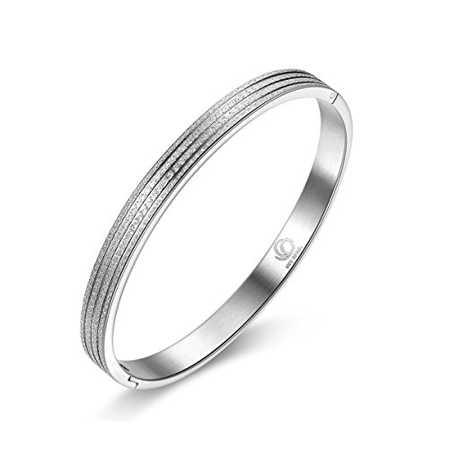 city-ounar-silver-jewellery-plaine-expansion-bracelet-pour-femmes-hommes-mat-18k-bracelet-fini-pour-
