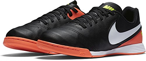 Nike 819190-018, Scarpe da Calcetto Bambino Nero