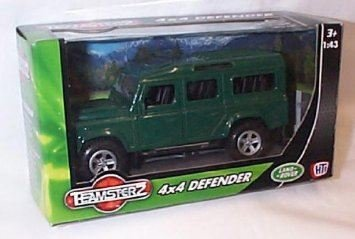 teamsterz-4x4-green-land-rover-defender-131-scale-diecast-model-by-teamsterz