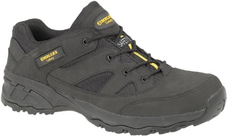 amblers fs68c au d'acier non métalliques /   chaussures (11) au fs68c royaume uni (noir) b0053cw 8i2 parent 594b1b