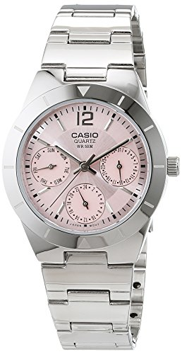 Casio Collection Damen-Armbanduhr Analog Quarz LTP-2069D-4AVEF