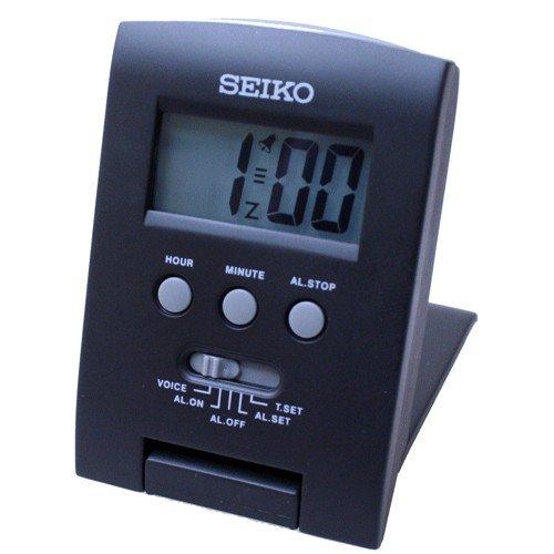 Seiko Reloj Despertador Grabador - Despiértese su