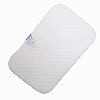 Bluemoon Bedding Deluxe Crib Mattress for Chicco Next 2 Me Bedside Crib Next2Me