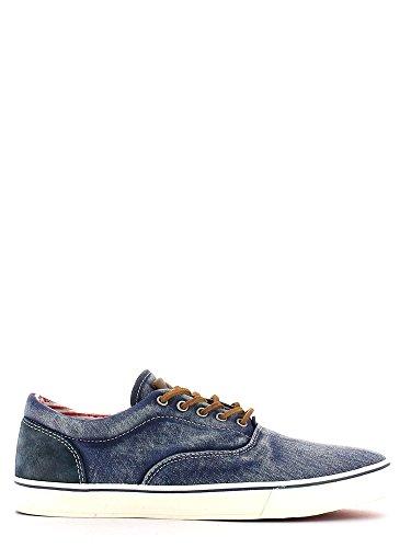 CAFe NOIR Cafenoir QT905 Sneakers Man Bleu