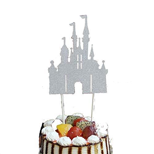 loss Cupcake Topper Cake Flaggen Happy Birthday Dekoration Weihnachten Home Dinner Backen Event Pary Supplies farbe ()