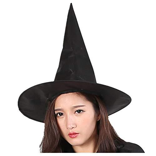 HyPee Halloween Hexe Hut Halloween Hexe Party Cosplay -