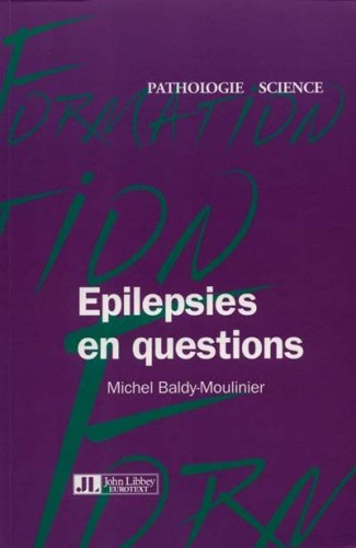 L'Epilepsie en question