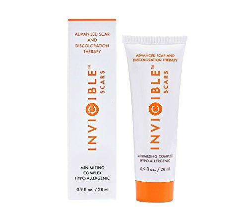 InviCible Scars Crema cicatrizante con silicona y vitamina C 28ml