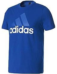 Adidas Ess Linear Tee Shirt, Herren