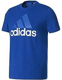 adidas S98734, T-Shirt Uomo, Blu (Croyal), Large