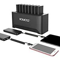 Romoss 10000mAh Portable Charger Station for Mobile Phones - BE-401