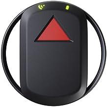 Suunto - Dispositivo de seguimiento por GPS (incluye cinta para el brazo con cable de recarga USB), color negro