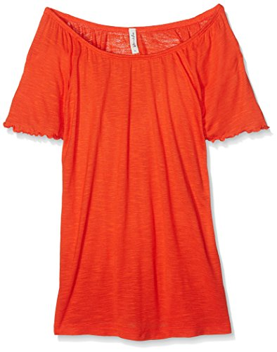 Blend Cecil L Top, T-Shirt Femme Orange (Orange.Com 25080)