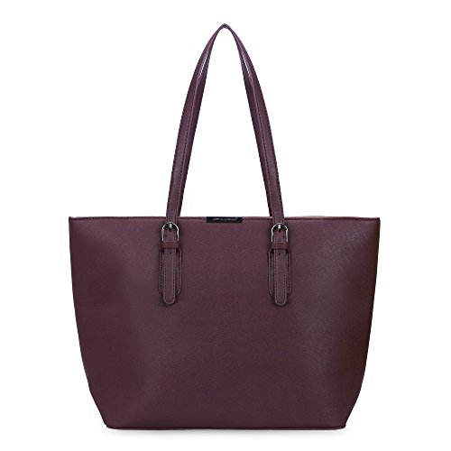 David Jones - Sac  Main Shopping Femme Grand Format - Sac Cours Lyce Fille - Cabas Fourre-Tout P
