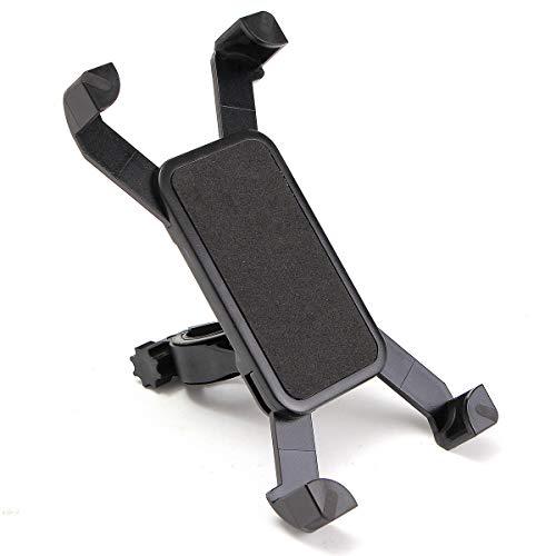 Fahrrad-Lenker Handyhalterung Anti-Shake Fahrrad Motorrad Smartphone Fahrradhalterung Drehbare Halter Verstellbarer Smartphone Halter Handy-rahmen