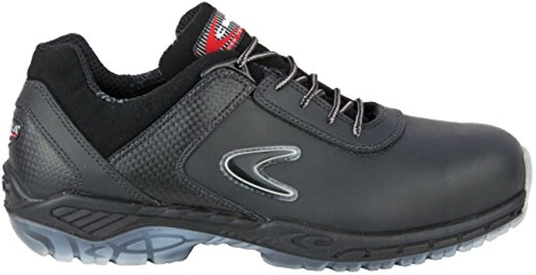 Cofra Poach S3 SRC par de zapatos de seguridad talla 40 NEGRO