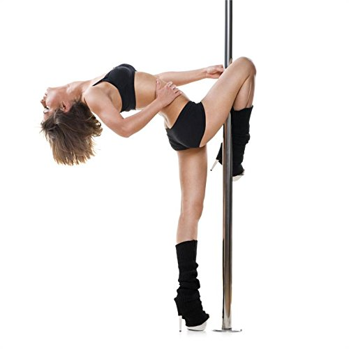 Klarfit Luxor Tanzstange Poledance Stange