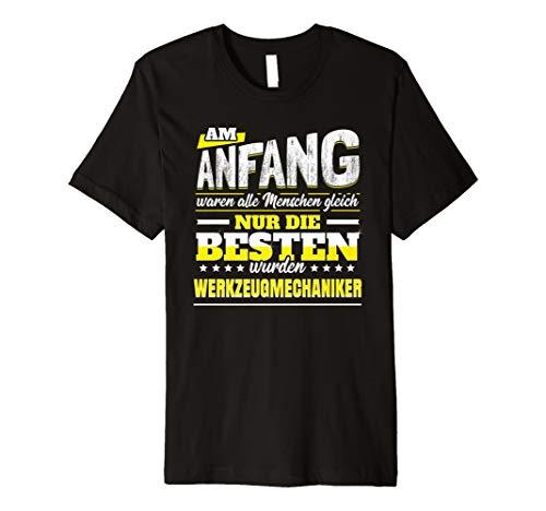 Lustiges Werkzeug-Mechaniker Geschenk I Top Beruf T-Shirt