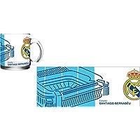 Real Madrid Oficial Taza de Cristal, Taza, Taza Estadio