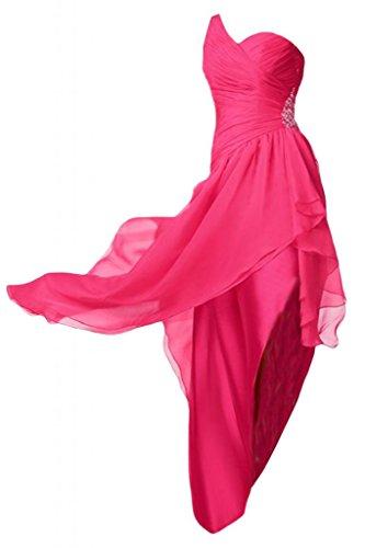 Sunvary -  Vestito  - Donna rosa fucsia