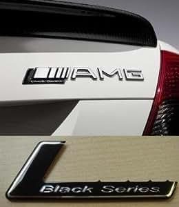 Insigne AMG Black Series Authentique