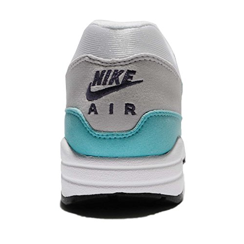 exquisite style d4ba8 a7a86 Nike Air Max 1 Anniversary Schuhe Sneaker Neu Men´s White Aqua-Neutral ...