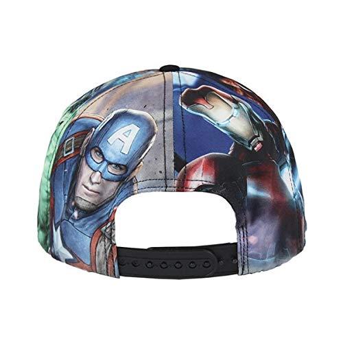 Avengers-2200002043 Gorra premium New Era