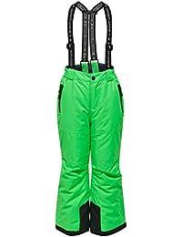 LEGO Wear Tec Jungen Ping 881, Pantalones para la Nieve para Niños, Verde (Green 859), 34 W/34 L